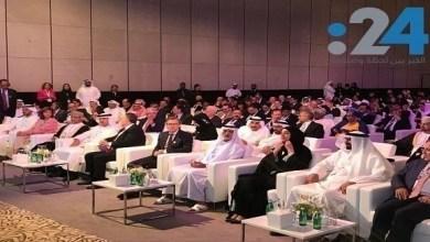 "Photo of نهيان بن مبارك يشهد افتتاح ""مؤتمر أبوظبي للدبلوماسية 2018"""