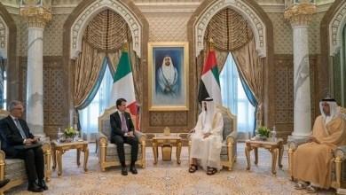 Photo of محمد بن زايد ورئيس وزراء إيطاليا يبحثان العلاقات بين البلدين