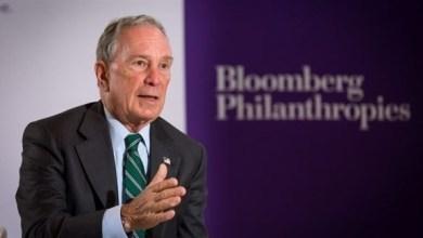 Photo of مايكل بلومبرغ يتبرع بـ1.8 مليار دولار للطلاب الفقراء
