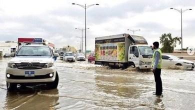 Photo of شرطة الشارقة: لا حوادث متوسطة أو بليغة اليوم بسبب الأمطار
