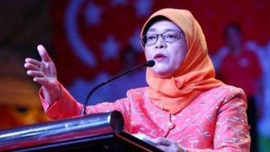 Photo of رئيسة سنغافورة تشيد بدور الإمارات في ترسيخ قيم التعايش الإنساني