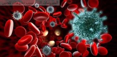 الفيروسات التي تسبب تشوهات للجنين