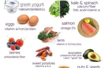 فيتامينات تساعد على الحمل