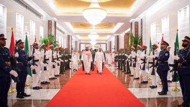 Photo of بالصور: ولي العهد السعودي يغادر الإمارات