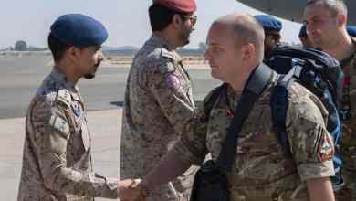 """Photo of بالصور: القوات الجوية تُنهي استعداداتها لتمرين """"العلم الأخضر"""" السعودي البريطاني"""