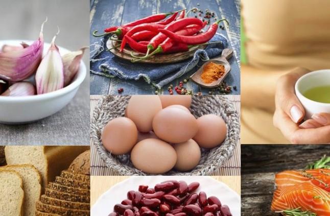 أطعمة تساعد على زياده حرق الدهون
