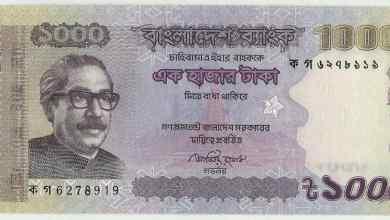 Photo of ماهي عملة بنجلاديش