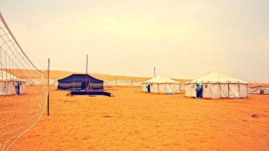 Photo of تفاصيل شاب يخنق و ينحر اخته داخل مخيم بالكويت