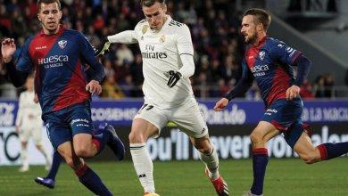 Photo of ريال مدريد يتغلب على هويسكا ويقلل الفارق مع برشلونة لخمس نقاط
