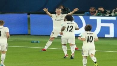 Photo of ريال مدريد يضرب موعداً مع العين في نهائي مونديال الأندية
