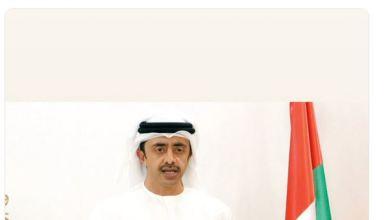 Photo of مغردون: شكراً عبدالله بن زايد قائد الدبلوماسية الأول في العالم