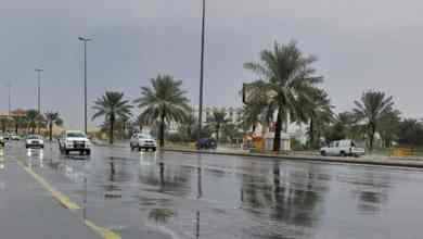 Photo of الأرصاد تصدر تنبيهات لـ 4 مناطق لتقلبات مناخية وأمطار غزيرة.. وتحدد الموعد