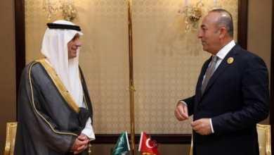 Photo of وزير خارجية تركيا يجري اتصالا هاتفيا بالجبير