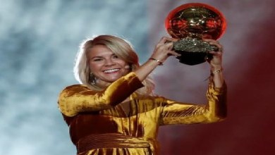 Photo of آدا هيجربرج.. أول فائزة بالكرة الذهبية للسيدات في التاريخ