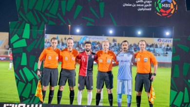 Photo of صور من لقاء الباطن والرائد – دوري الامير محمد بن سلمان