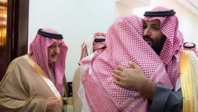 """Photo of صور الأمير أحمد بن عبدالعزيز ومحمد بن سلمان تحبط """"المتآمرين"""""""