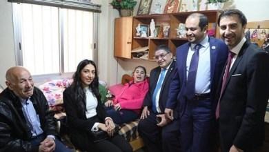 Photo of السفير الإماراتي في لبنان لـ24: حققنا حلم ريتا بتوفير بيئة مناسبة لحالتها الإنسانية