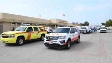 Photo of إصابات بسيطة لطالبات مدرسة في رأس الخيمة