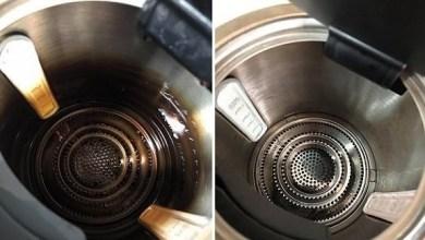Photo of بالفيديو: حيلة بسيطة لإزالة الرواسب من غلاية القهوة