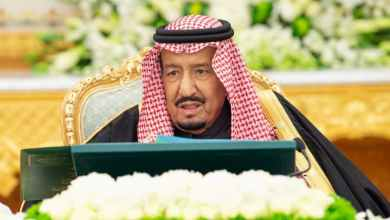 Photo of بالصور: خادم الحرمين يترأس جلسة الوزراء.. والمجلس يتخذ 5 قرارات