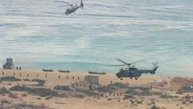 """Photo of اختتام التمرين البحري المختلط """"الموج الأحمر1"""" بالأسطول الغربي -فيديو وصور"""