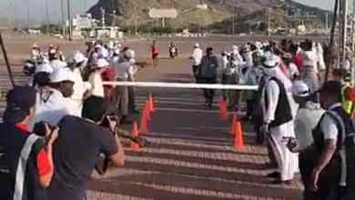Photo of من عرفة لمزدلفة.. مكة على موعد مع سباق الدراجات والماراثون الصحي