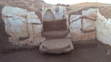 Photo of مصر: اكتشاف مقبرتين أثريتين من العصر الروماني بواحة الداخلة