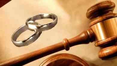 """Photo of """"العدل"""": لا يلزم وجود شهود لإتمام إجراءات الطلاق"""