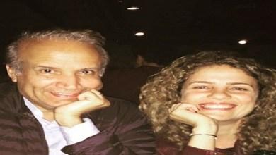Photo of شكلي نايم برا.. عبدالرحمن الراشد يمازح زوجته اللبنانية