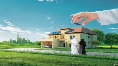 Photo of بالفيديو|البدء بتركيب ألواح شمسية كهروضوئية في 10% من منازل المواطنين بدبي