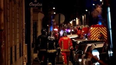 Photo of 7 قتلى في حريق بمبنى في باريس