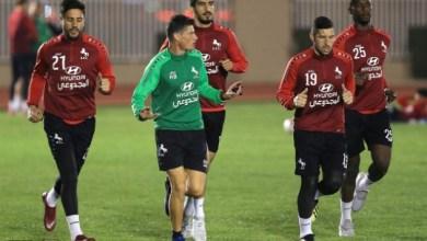 Photo of الاتفاق يعاود تدريباته بعد لقاء الفيحاء