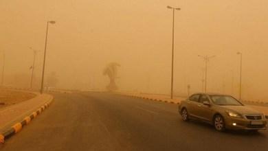 """Photo of """"الأرصاد"""" تنبه من استمرار انخفاض مدى الرؤية الأفقية على نجران بسبب العوالق الترابية"""