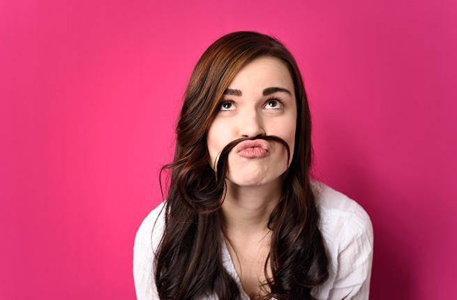 ازالة شعر الشارب للنساء بدون الم , كيفية ازالة الشعر فوق الشفاه نهائيا