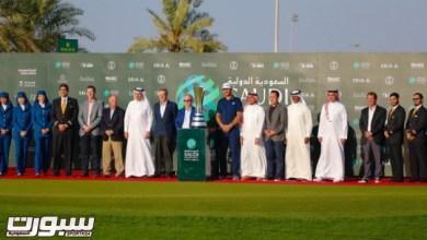 Photo of المصنف الثالث على العالم الأمريكي داستن جونسن يحقق البطولة السعودية الدولية لمحترفي الجولف