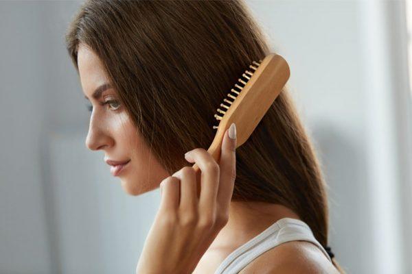 تمشيط الشعر