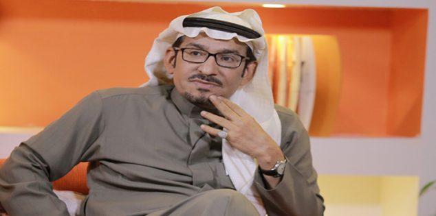 يطمئن الفنان عبد الله السدحان جمهوره على حالته الصحية