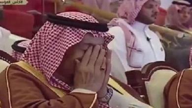 Photo of صور و تأثر الملك سلمان في حفل الفروسية و السبب أبيات من الشعر