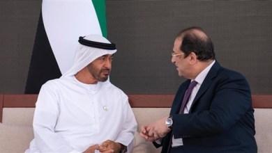 Photo of محمد بن زايد يستقبل رئيس جهاز المخابرات المصرية