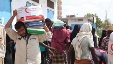 Photo of الإمارات تقدم 104 أطنان من المساعدات الغذائية لأهالي حضرموت