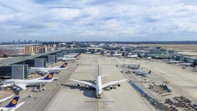 Photo of خلل يتسبب في إلغاء عشرات الرحلات من مطار فرانكفورت