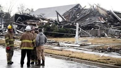 Photo of 14 قتيلاً على الأقلّ جراء إعصار ضرب الولايات المتحدة