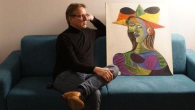 """Photo of العثور على لوحة لـ""""بيكاسو"""" قيمتها 28 مليون دولار سُرقت من رجل أعمال سعودي"""