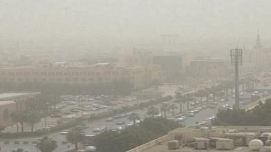 Photo of رياح وأمطار على 10 مناطق بالمملكة