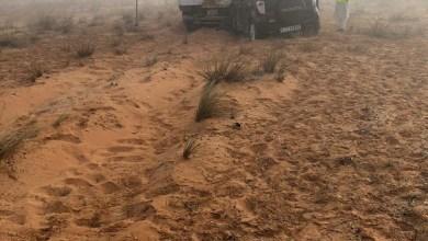 Photo of بالصور| وفاة مواطن في حادث تصادم برأس الخيمة بسبب الضباب