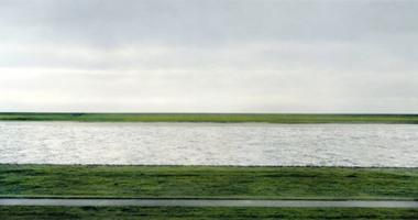 اندرياس جورسكي صاحب صورة نهر الراين