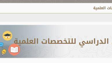 Photo of رابط التسجيل في اختبار التحصيلي الدراسي العلمي