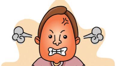 Photo of أضرار الغضب على الجسم