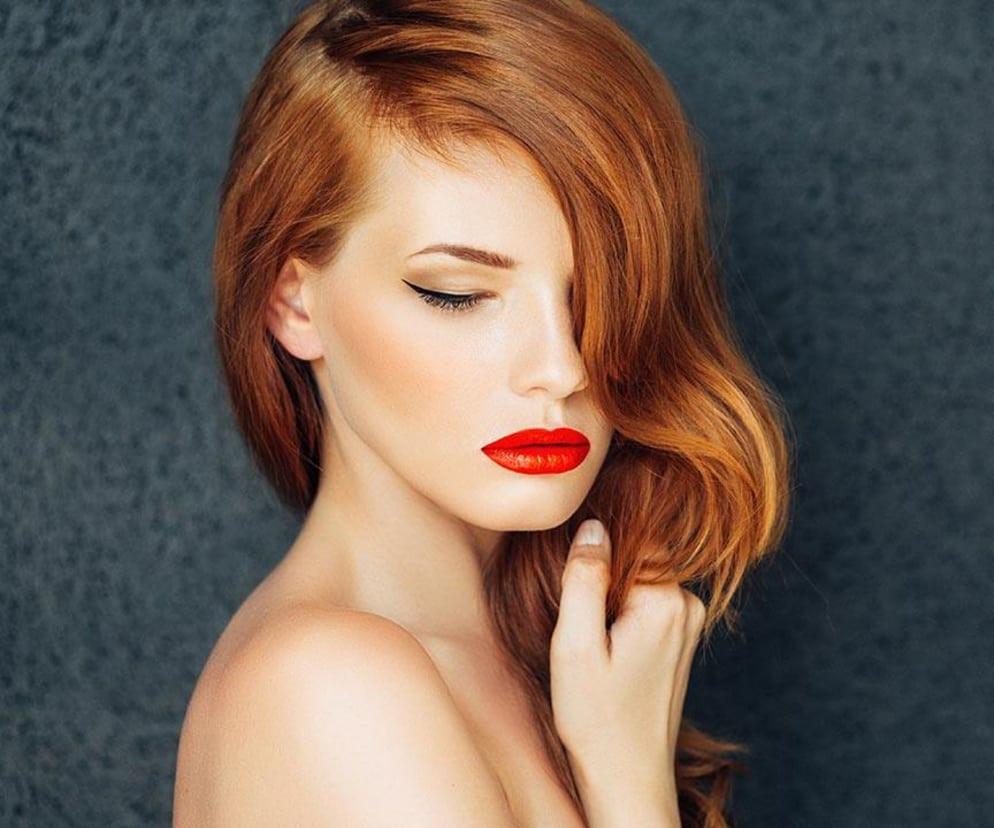 ازالة الصبغة من الشعر بمواد طبيعية