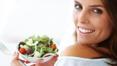 Photo of نظام غذائي صحي وجمالي